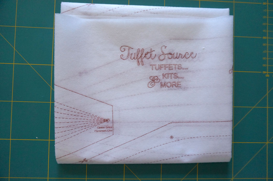 Tuffet Fusible Foundation Tuffets Sew Patch N Quilt
